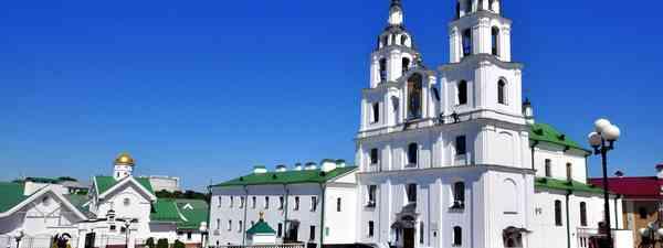 Belarus, City Gate, Minsk (danikbates)