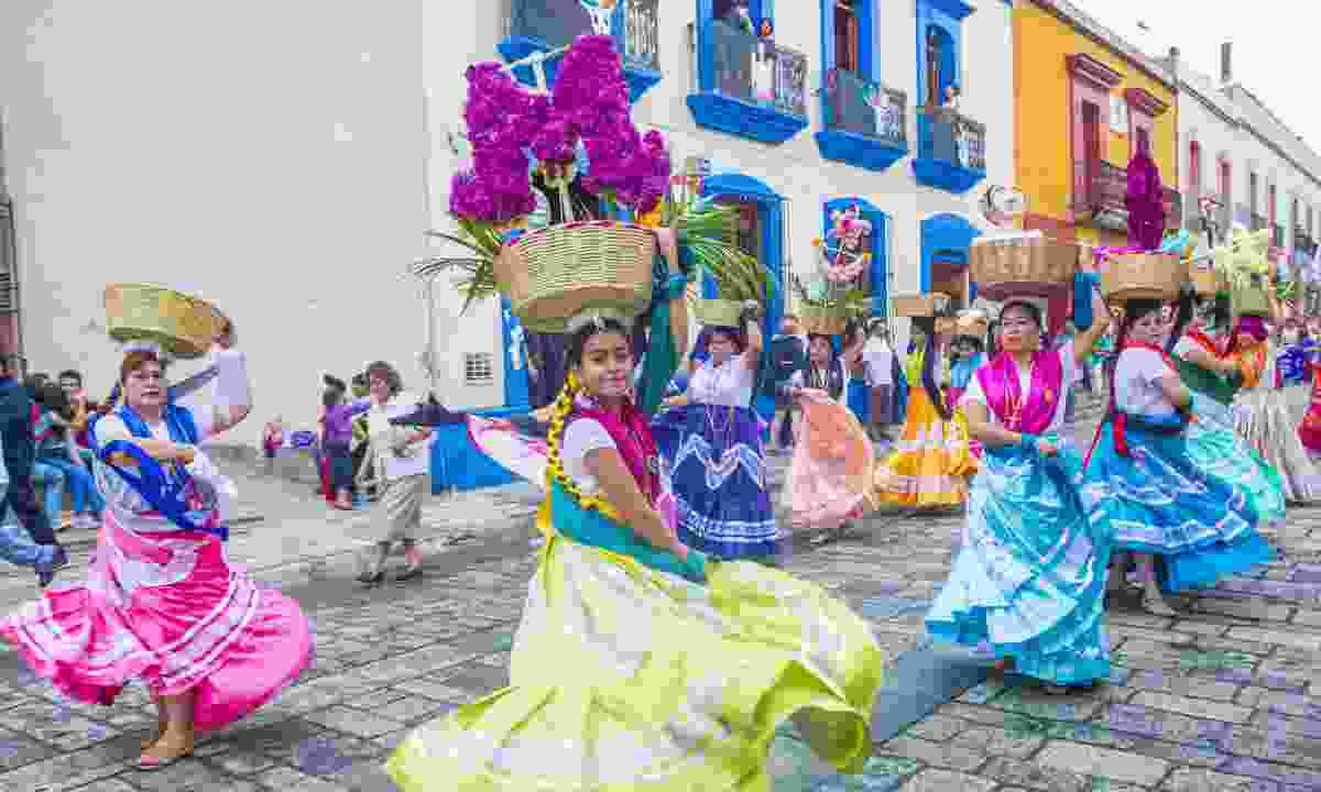 Celebrations in Mexico (Dreamstime)