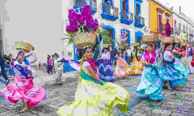 Celebrations in Mexico (Dreamstime)