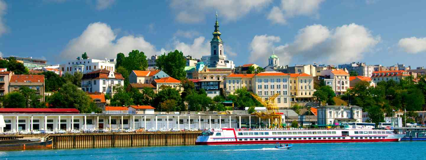 Belgrade waterfront (Dreamstime)