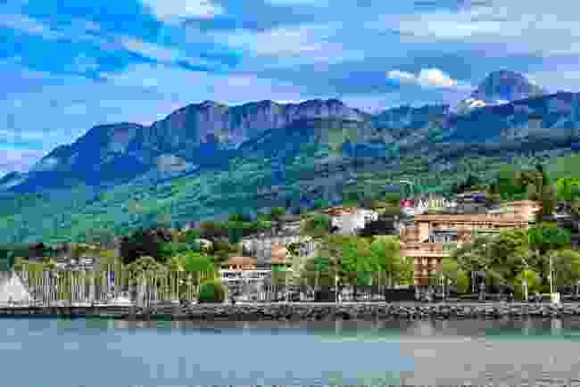 Évian-les-Bains (Shutterstock)