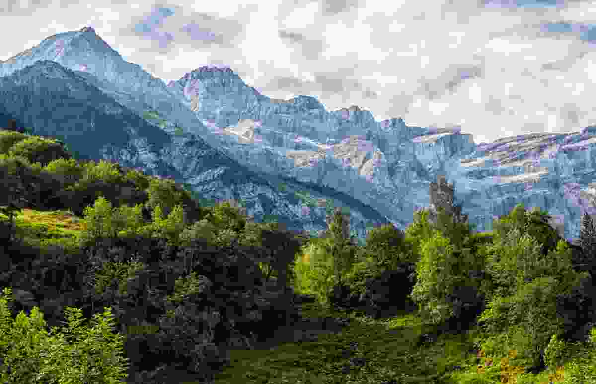 A view of the French Pyrenees (Shutterstock)