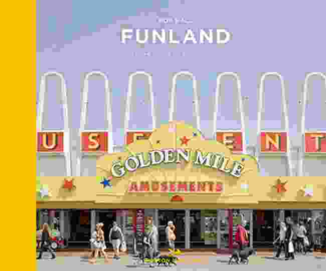 Funland is available to buy now, published by Hoxton Mini Press