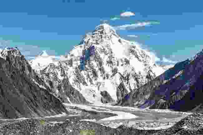 K2 (Shutterstock)