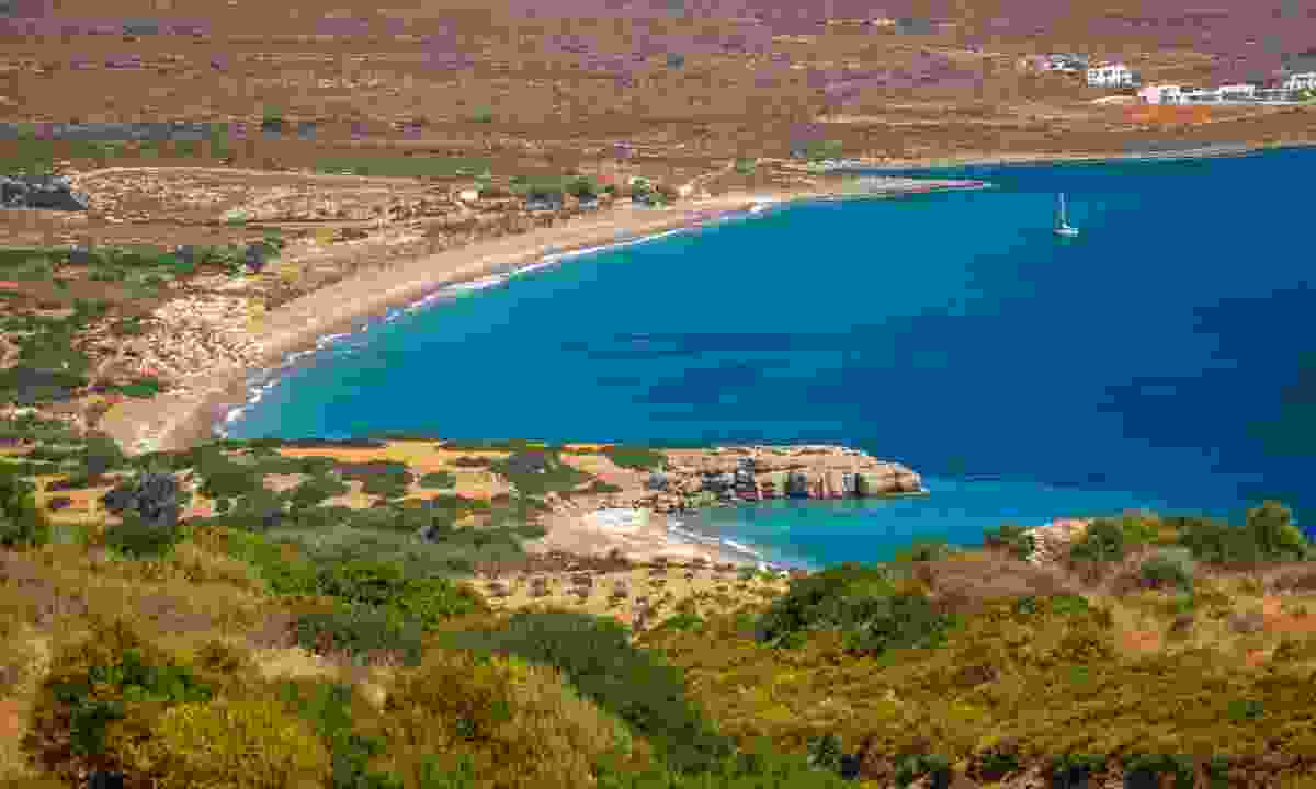 Kythira (Greek National Tourism Office)