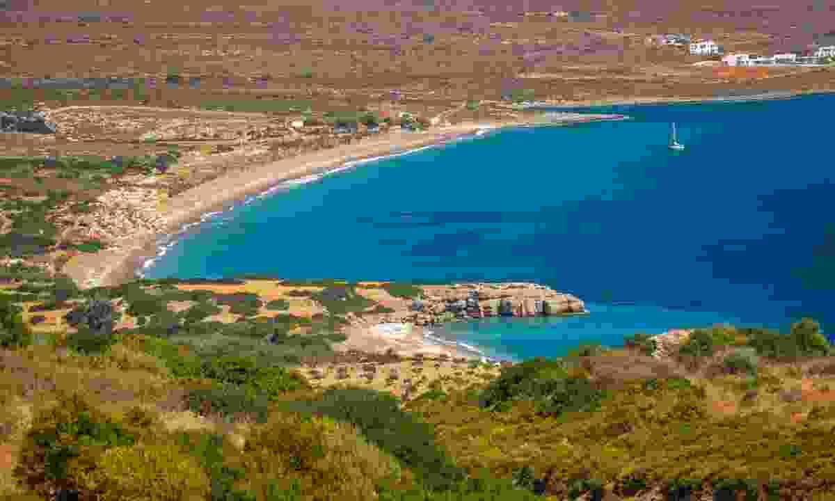 Kythira (Greek National Tourism Office)