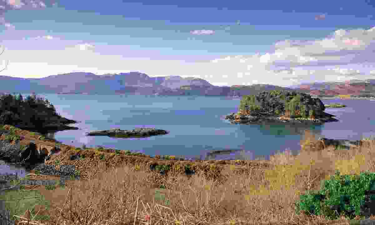 Loch Carron (Brightwater Holidays)