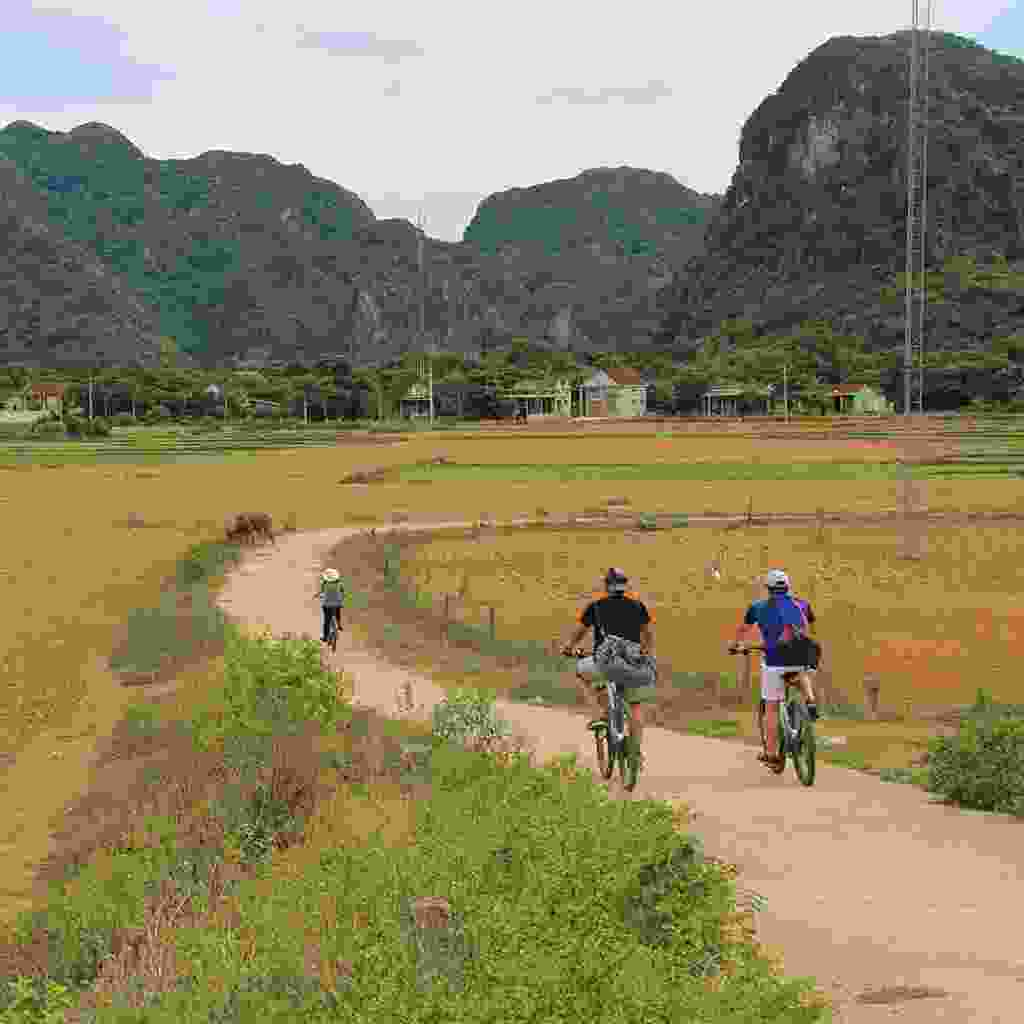 Explore more of Phong Nha by bicycle (Rickshaw Travel)