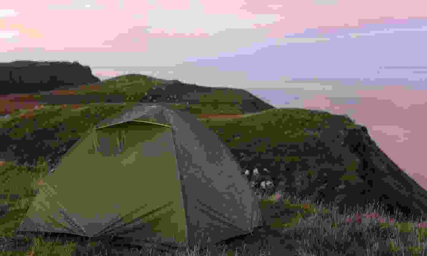 Save money on the Inner Hebrides by wild camping (Shutterstock)