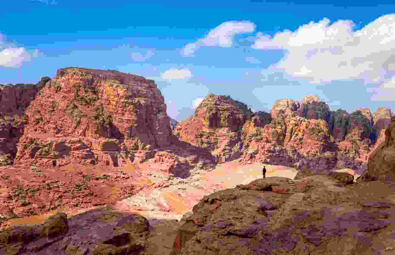 Walking the Jordan Trail, Jordan (Shutterstock)