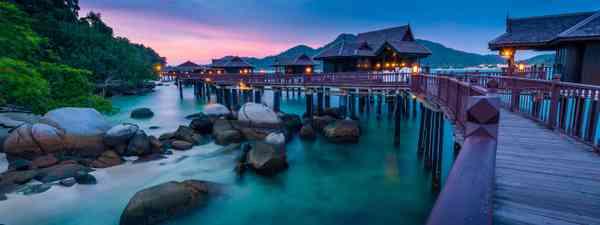Pangkor Laut, Malaysia. (Shutterstock)