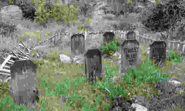 The Stanley Hotel has its own pet cemetery (Phoebe Smith)