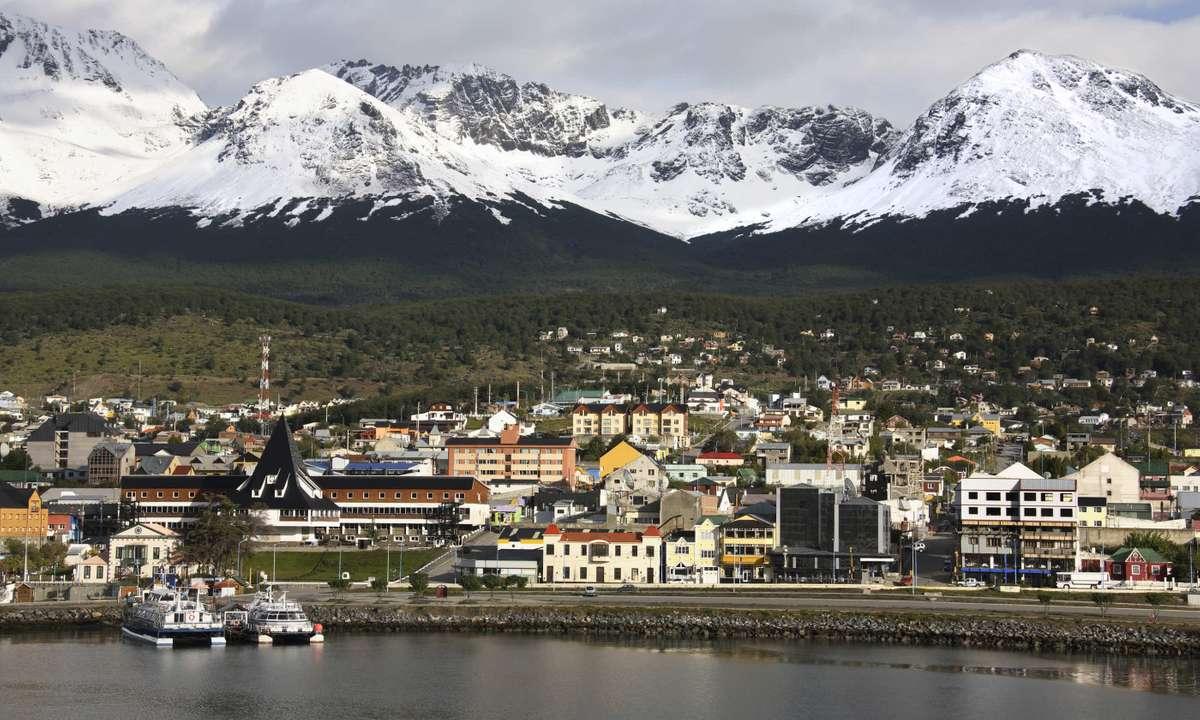 Ushuaia, Tierra del Fuego (Dreamstime)