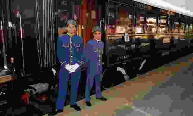 All aboard the Orient Express (Dreamstime)