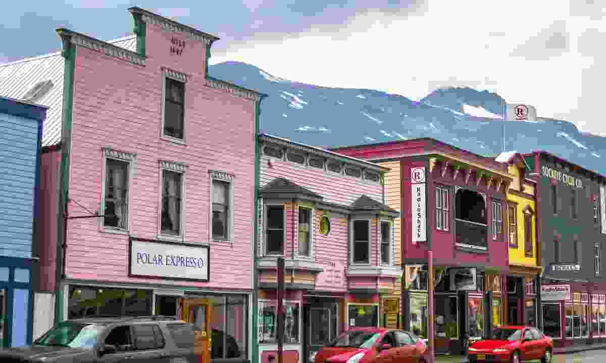 Main Street, Skagway (Dreamstime)