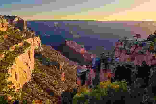 The view from Hermit Road, Arizona (Shutterstock)