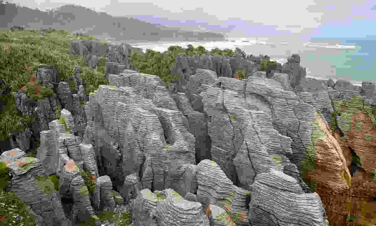 The Pancake Rocks (Phoebe Smith)