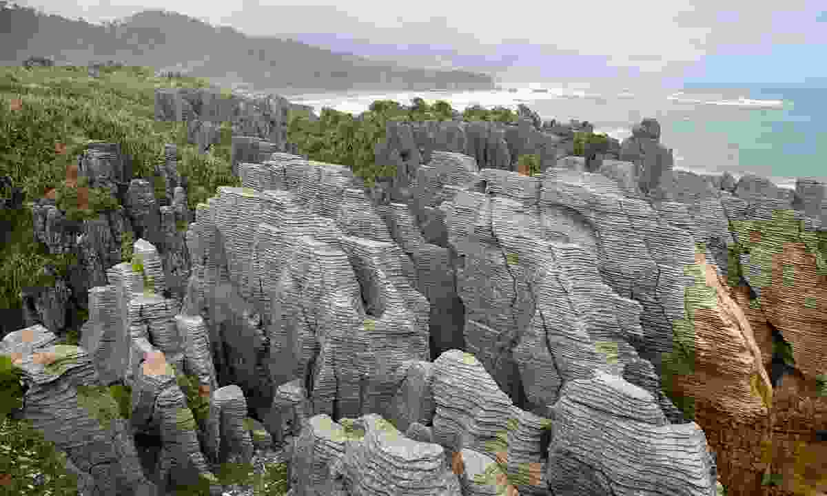 The Pancake Rocks (Phoebe Smith)