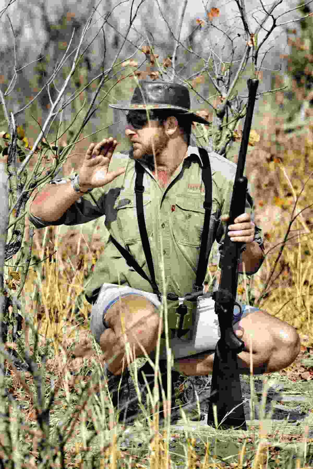Ty Hurst, head guide at Nehimba (Mark Eveleigh)