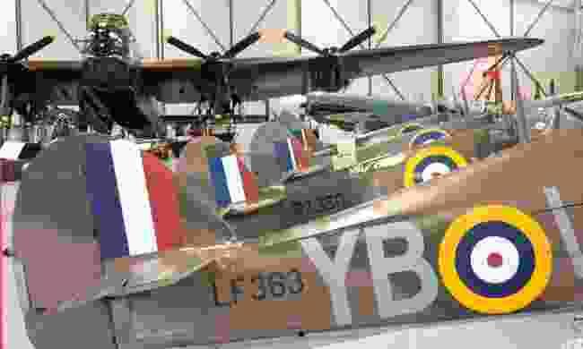 Battle of Britain Memorial Centre (VisitLincoln.com)