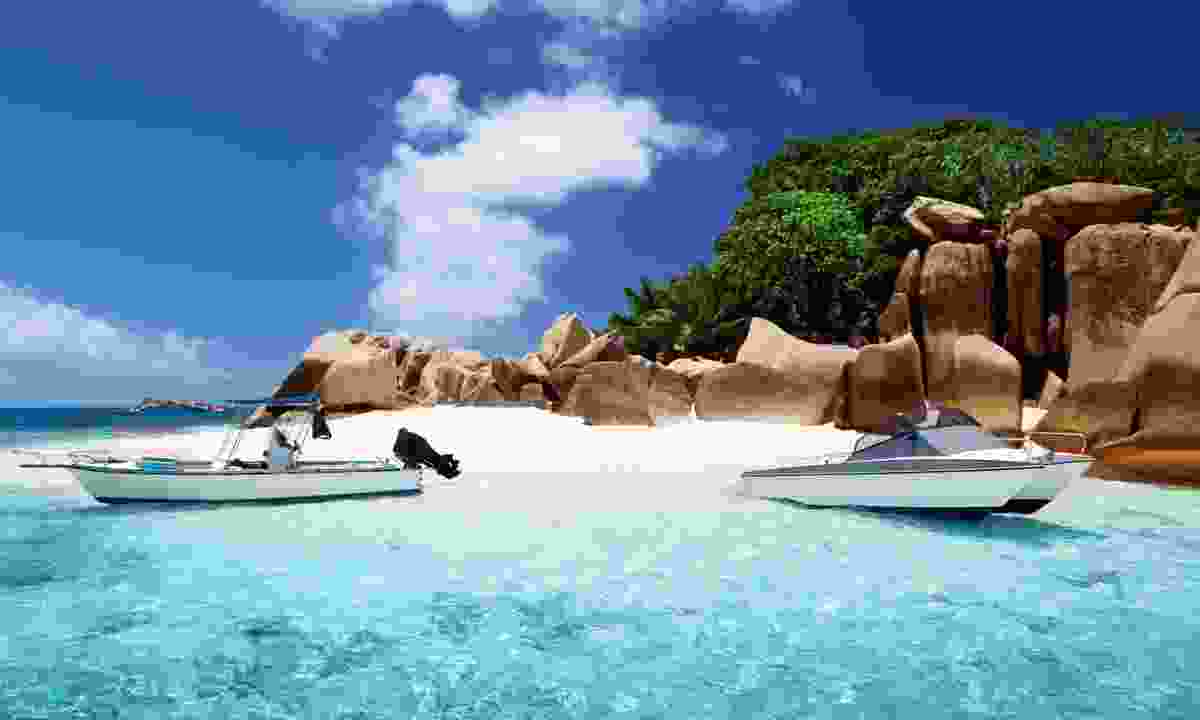 Coco Island in the Seychelles (Dreamstime)
