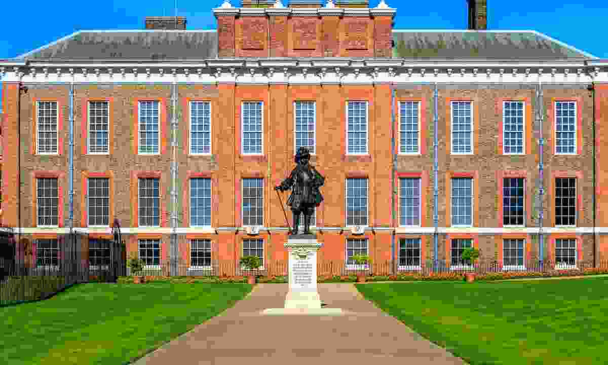 Kensington Palace (Dreamstime)
