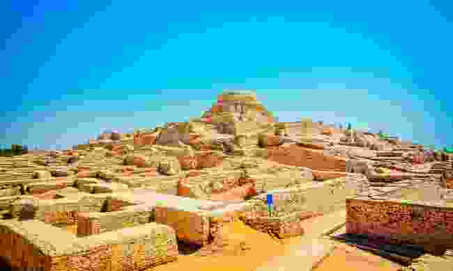 The ancient city of Mohenjo-daro (Shutterstock)