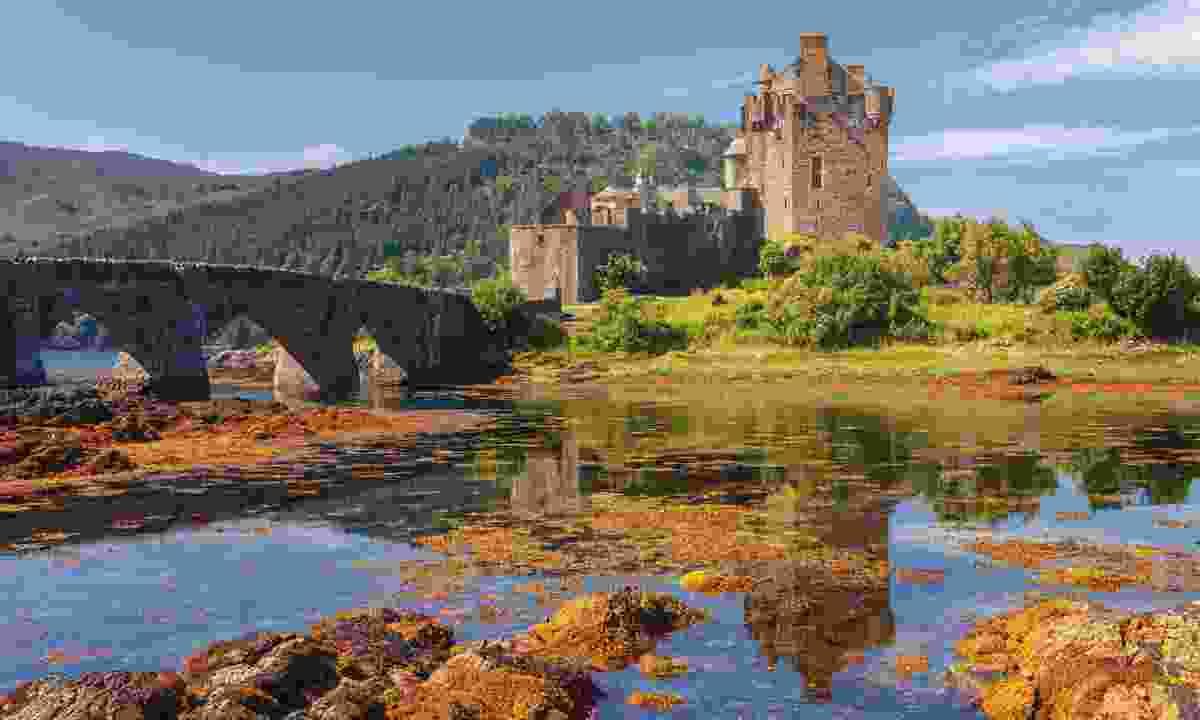 Eilean Donan Castle, Kyle of Lochalsh (Shutterstock)