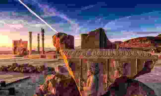 Persepolis in Iran (Shutterstock)