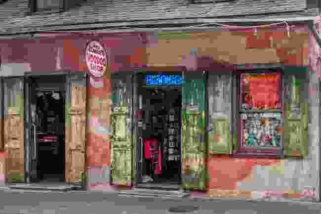 Reverend Zombie's House of Voodoo, New Orleans (Shutterstock)