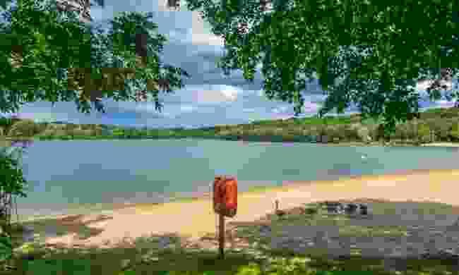 Ruislip Lido Beach. Only a tube ride away (Shutterstock)