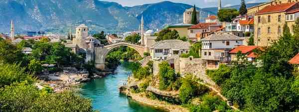 Mostar in Bosnia (Shutterstock)