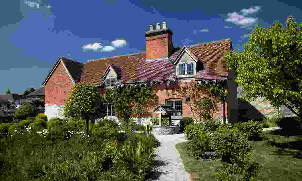 Mary Arden's House, Wilmcote (Shutterstock)