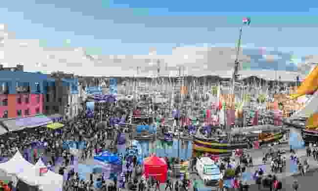 Festival du Chant de Marin/Sea Shanty Festival (Emmanuel Berthier)