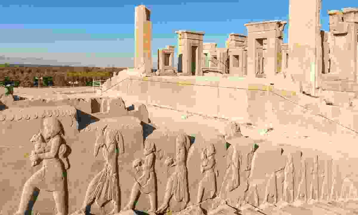 Persepolis ruins (Dreamstime)
