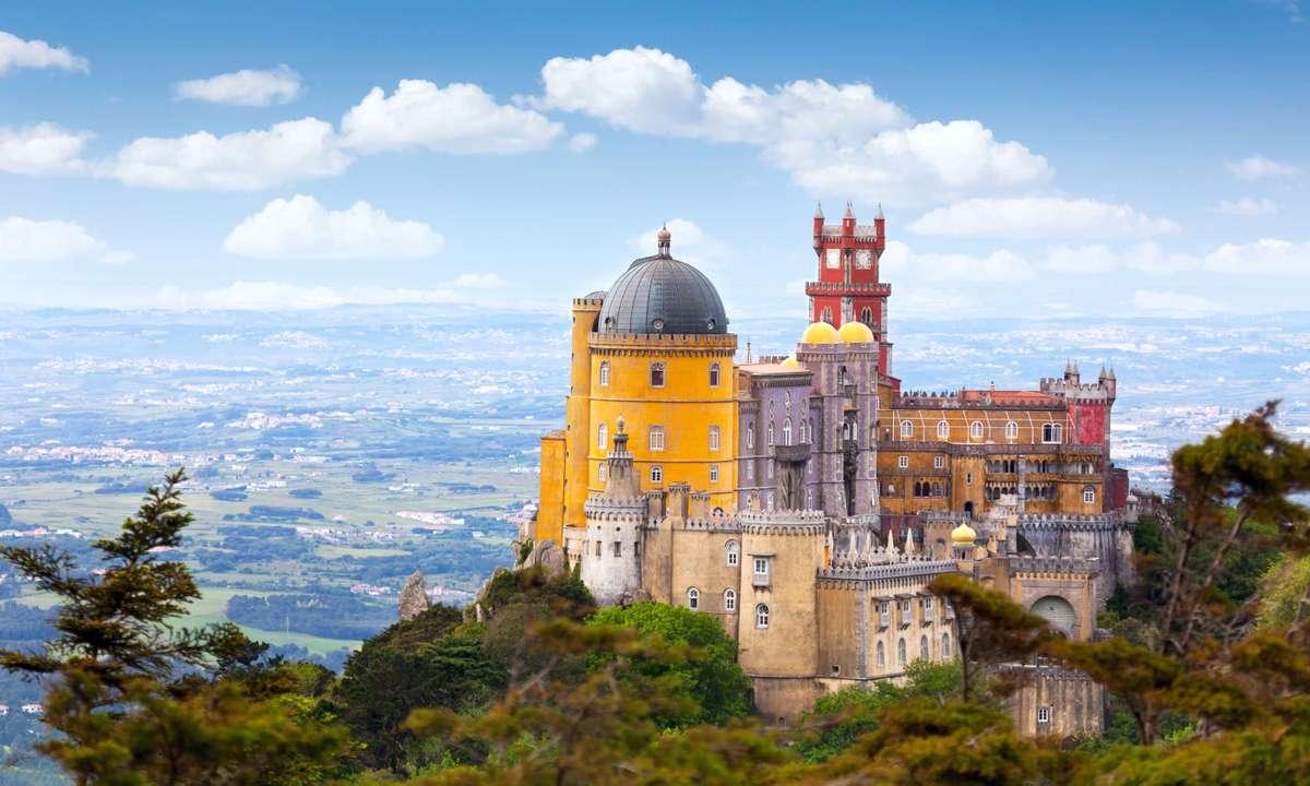 Sintra, Portugal (Dreamstime)