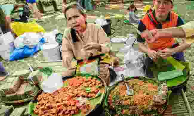 Bangkok street food (Dreamstime)
