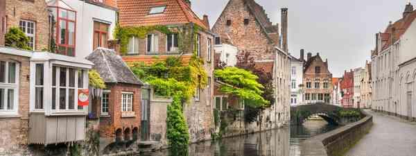 Belgium, Minewater, Brugges (Lyse)