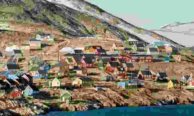 Greenland (Dreamstime)