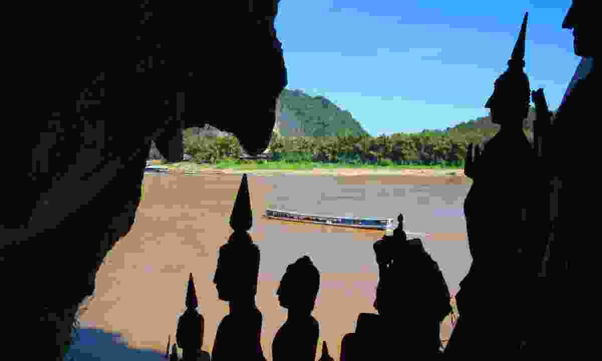 Pak Ou Caves (Dreamstime)