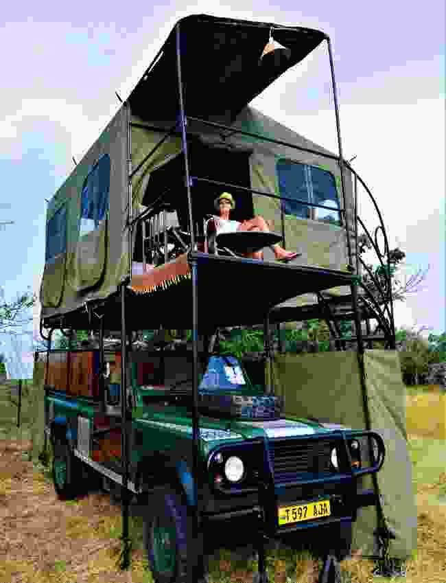 (Bush Rover Suites, Tanzania)
