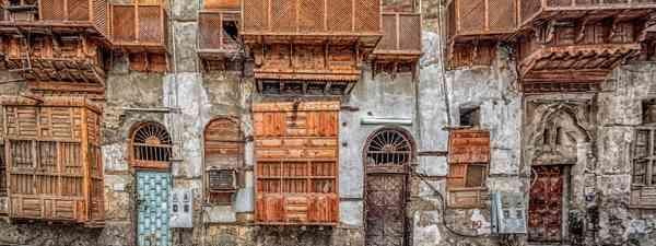 Jeddah, Saudi Arabia (Shutterstock)