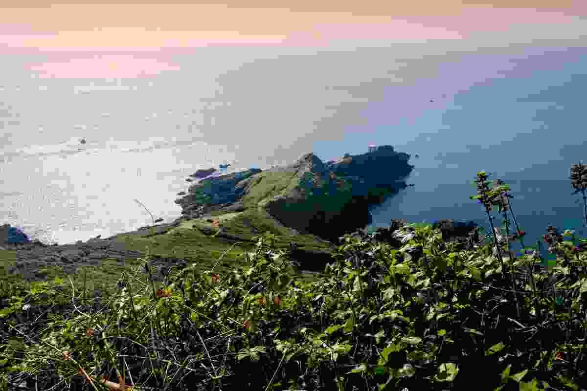 Jerbourg Point, Guernsey (Shutterstock)