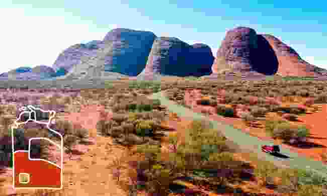 Kata Tjuta  (Tourism NT)