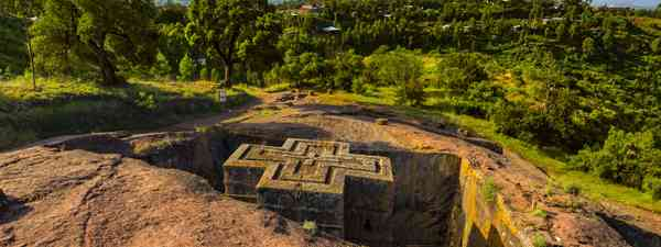 Lalibela is one of the true wonders of the world (Shutterstock)