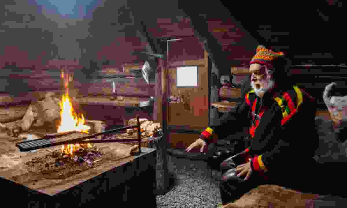 Have dinner with a Sami host (Off The Map Travel)