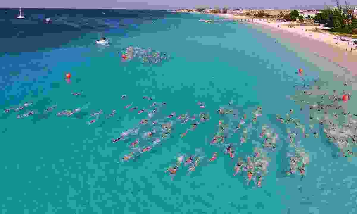 Open Water Festival (Visit Barbados)
