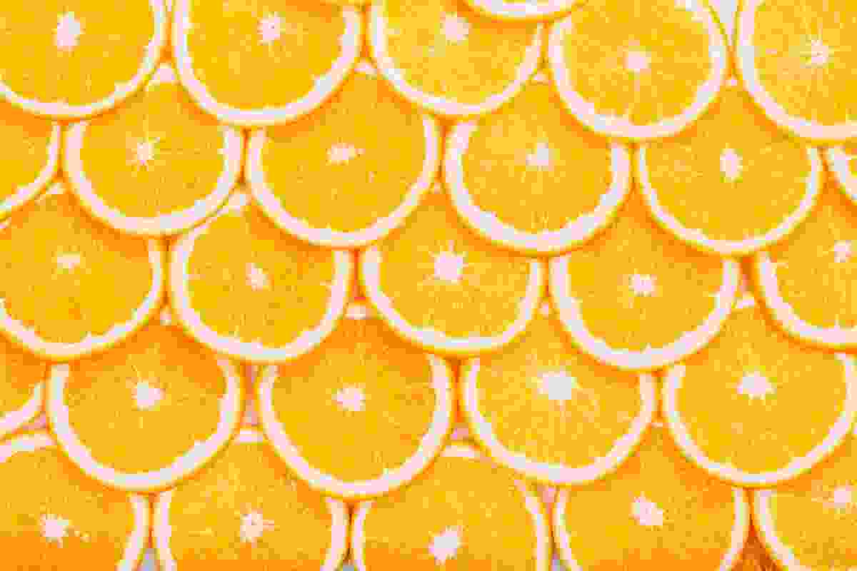 Oranges bring good luck (Dreamstime)