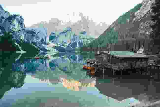 Lago di Braies, Italy (Johan Lolos)