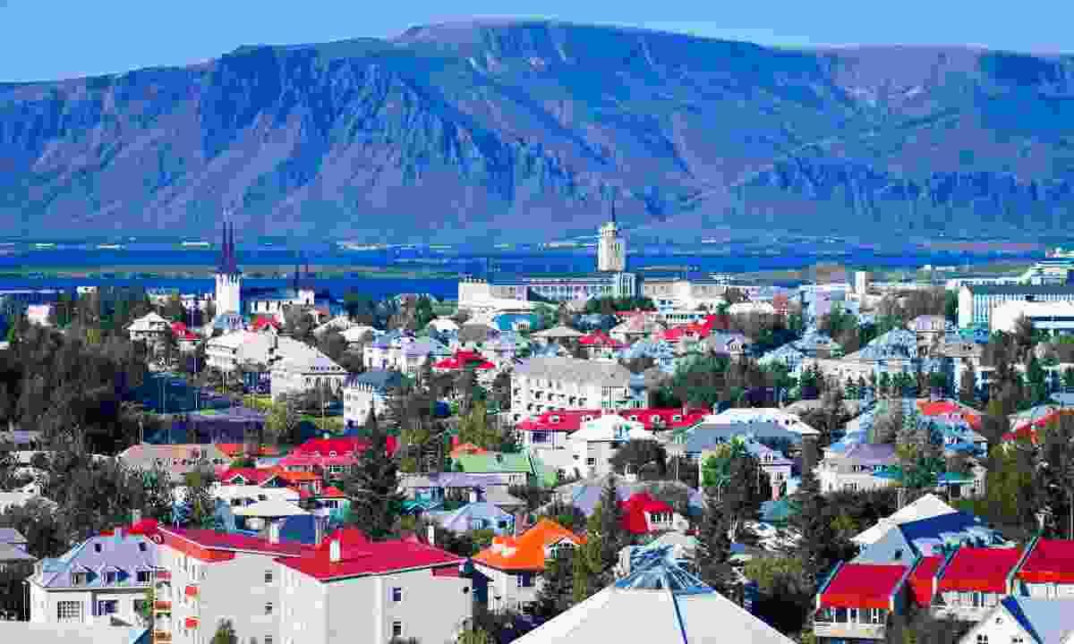 Reykjavik, Iceland. (Shutterstock)